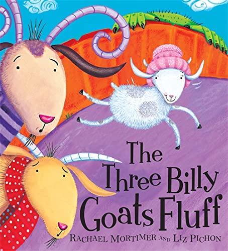 9780340989906: Topsy-turvy Tales: The Three Billy Goats Fluff