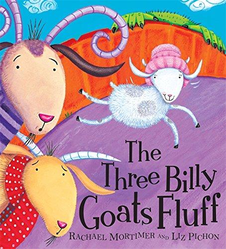 9780340989913: Topsy-turvy Tales: The Three Billy Goats Fluff