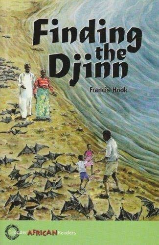 Finding the Djinn: Francis Hook (author)