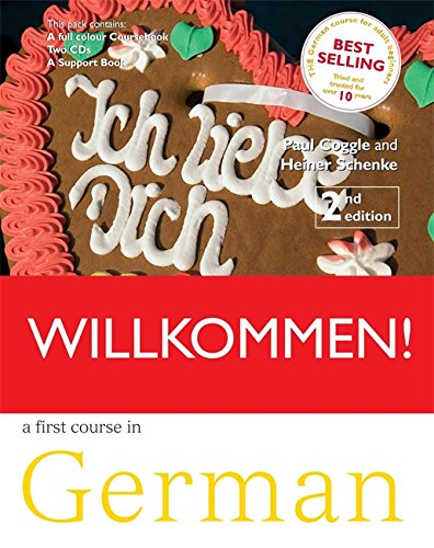 9780340990780: Willkommen Book/CD pack 2nd Edition A German Course for Adult Beginners