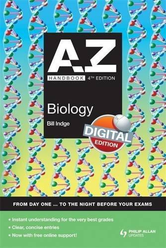 9780340990995: A-Z Biology Handbook: Digital Edition