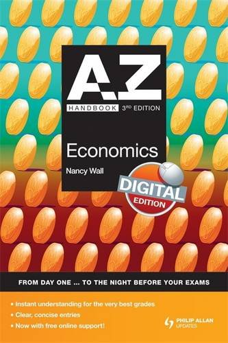 A-Z Economics Handbook + Online 3rd Edition: Nancy Wall