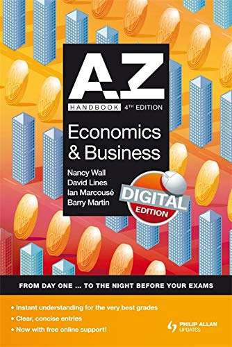 9780340991107: A-Z Economics and Business Handbook + Online  4th Edition (Complete A-Z)