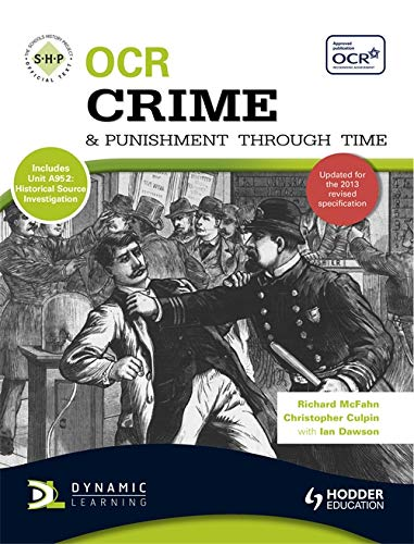 9780340991350: OCR Crime and Punishment through time: An SHP development study (SHPS)