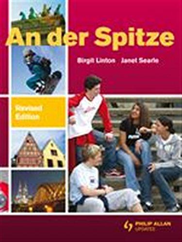 9780340991701: An der Spitze GCSE German Course Book Revised Edition