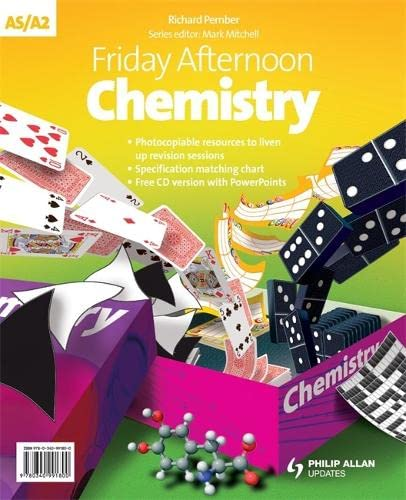 Friday Afternoon Chemistry AS/A2 Resource Pack + CD (As/a-Level Photocopiable Teacher ...