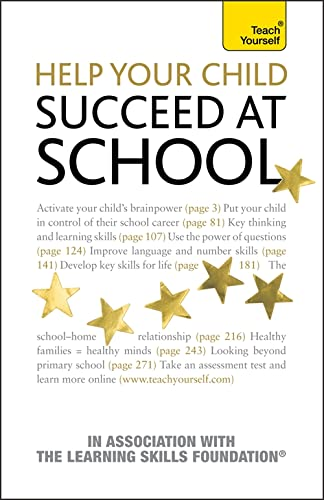 9780340991862: Help Your Child Succeed at School (Teach Yourself - General)