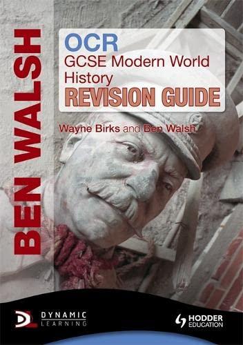 9780340992203: OCR GCSE Modern World History: Revision Guide