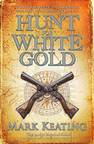 9780340992692: Hunt for White Gold (Pirate Devlin, No. 2)
