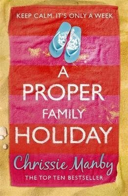 9780340992753: [A Proper Family Christmas] (By: Chrissie Manby) [published: November, 2014]