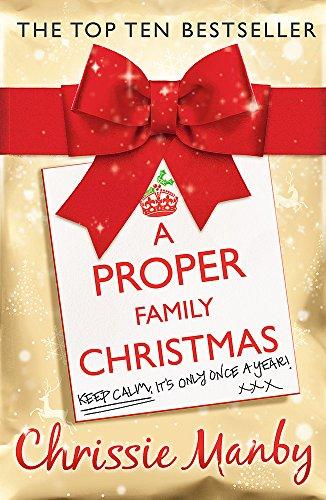 9780340992760: A Proper Family Christmas