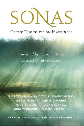 9780340993170: Sonas: Celtic Thoughts on Happiness