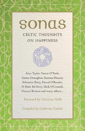9780340993187: Sonas: Celtic Thoughts on Happiness