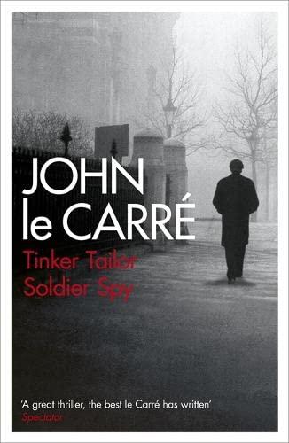 9780340993767: Tinker Tailor Soldier Spy