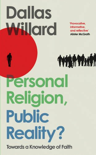 9780340995228: Personal Religion, Public Reality?: Towards a knowledge of Faith