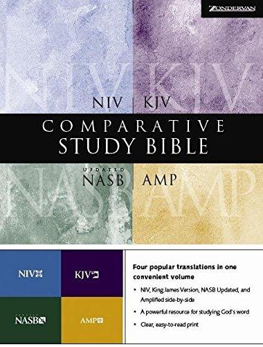9780340995570: Comparative Study Bible