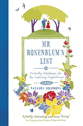 9780340995655: Mr Rosenblum's List:: Or Friendly Guidance for the Aspiring Englishman