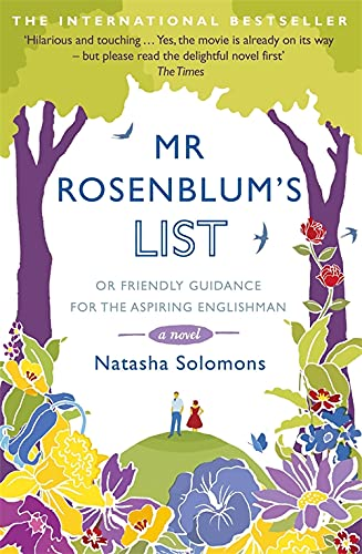 9780340995662: Mr. Rosenblum's List: Or Friendly Guidance for the Aspiring Englishman