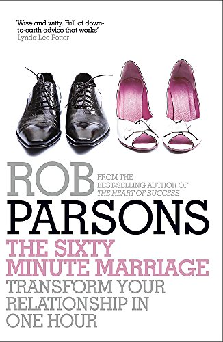 The Sixty Minute Marriage: Parsons, Rob