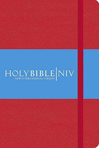 9780340996195: NIV Pocket Notebook Bible: New International Version