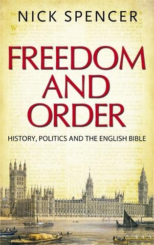 9780340996232: Freedom and Order: The Bible and British Politics