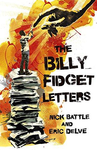 The Billy Fidget Letters by Nick Battle (Hardback 2013) Great Gift!
