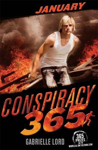9780340996447: January (Conspiracy 365)
