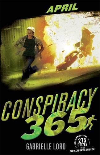 9780340996478: Conspiracy 365: April