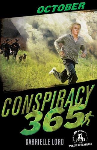 9780340996539: October (Conspiracy 365)
