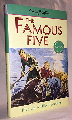 9780340996911: Famous Five: 10: Five On A Hike Together