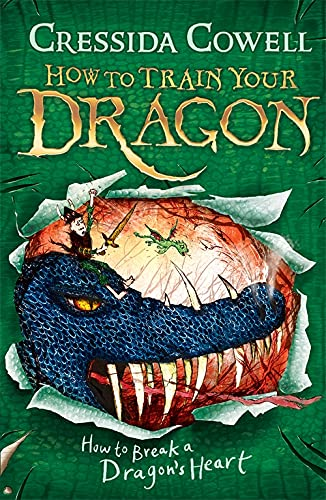 9780340996928: How to Break a Dragon's Heartbook 8 (How to Train Your Dragon)