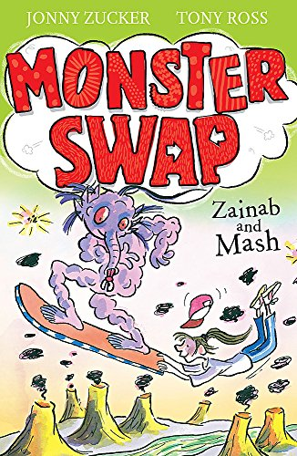 9780340997116: Zainab and MASH (Monster Swap)