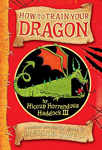 9780340997178: How To Train Your Dragon: Book 1