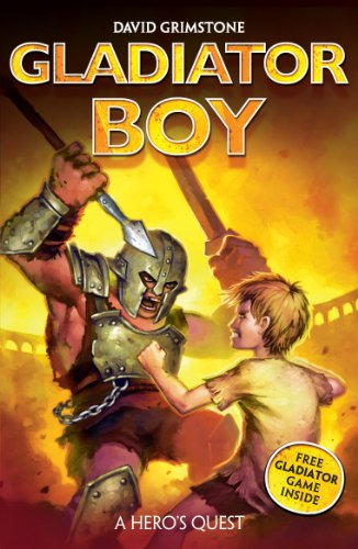 9780340997444: A Hero's Quest (Gladiator Boy)