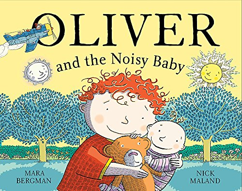 9780340997468: Oliver (Who Travelled Far and Wide) and the Noisy Baby