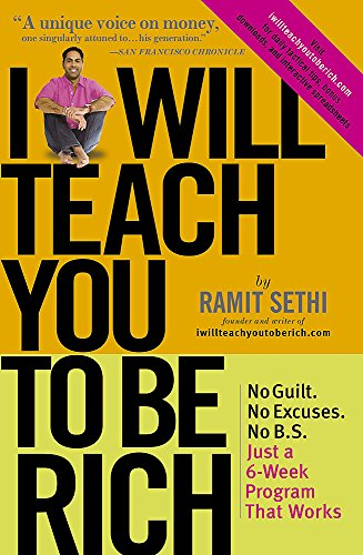 9780340998045: I Will Teach You to be Rich: No Guilt, No Excuses - Just a 6-week Program That Works