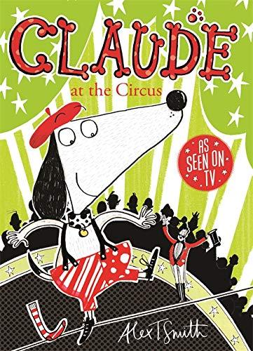 9780340999035: Claude At The Circus