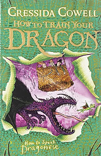 9780340999097: How To Train Your Dragon: 3: How To Speak Dragonese