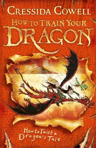9780340999110: How to Twist a Dragon's Talebook 5 (How to Train Your Dragon)