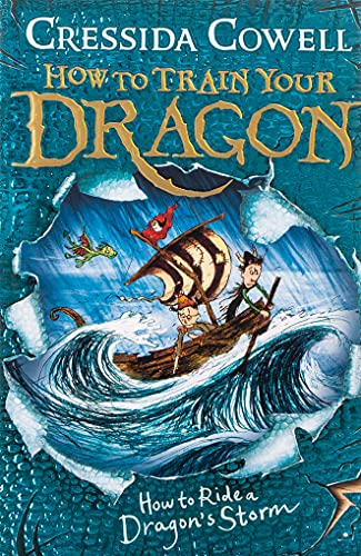 9780340999127: How To Train Your Dragon: 7: How to Ride a Dragon's Storm