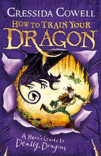 Hero's Guide to Deadly Dragons (How to: Cressida Cowell