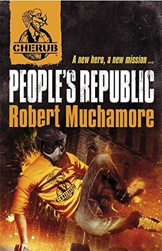9780340999196: CHERUB: People's Republic