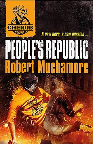 9780340999196: CHERUB: People's Republic
