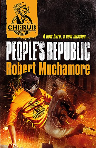 9780340999202: CHERUB: People's Republic