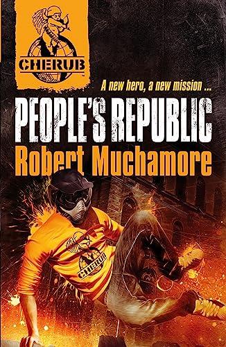 9780340999202: CHERUB: People's Republic