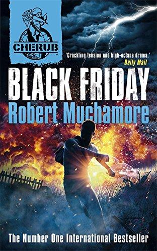 9780340999233: CHERUB: Black Friday