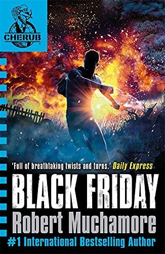 9780340999240: CHERUB: Black Friday