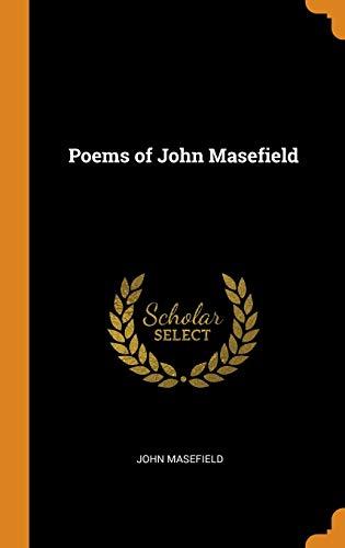 9780341898221: Poems of John Masefield