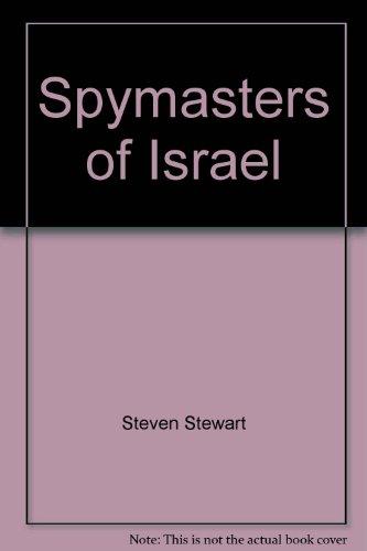 9780345007827: Spymasters of Israel