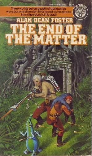 9780345008947: The End of the Matter (Pip & Flinx)